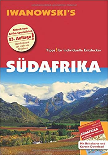Der Iwanowski Südafrika Reiseführer auf der Literaturliste von Eswatini
