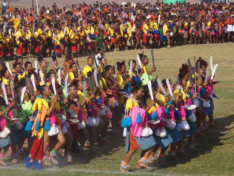 Eswatini Umhlanga 2020 (reed dance) abgesagt