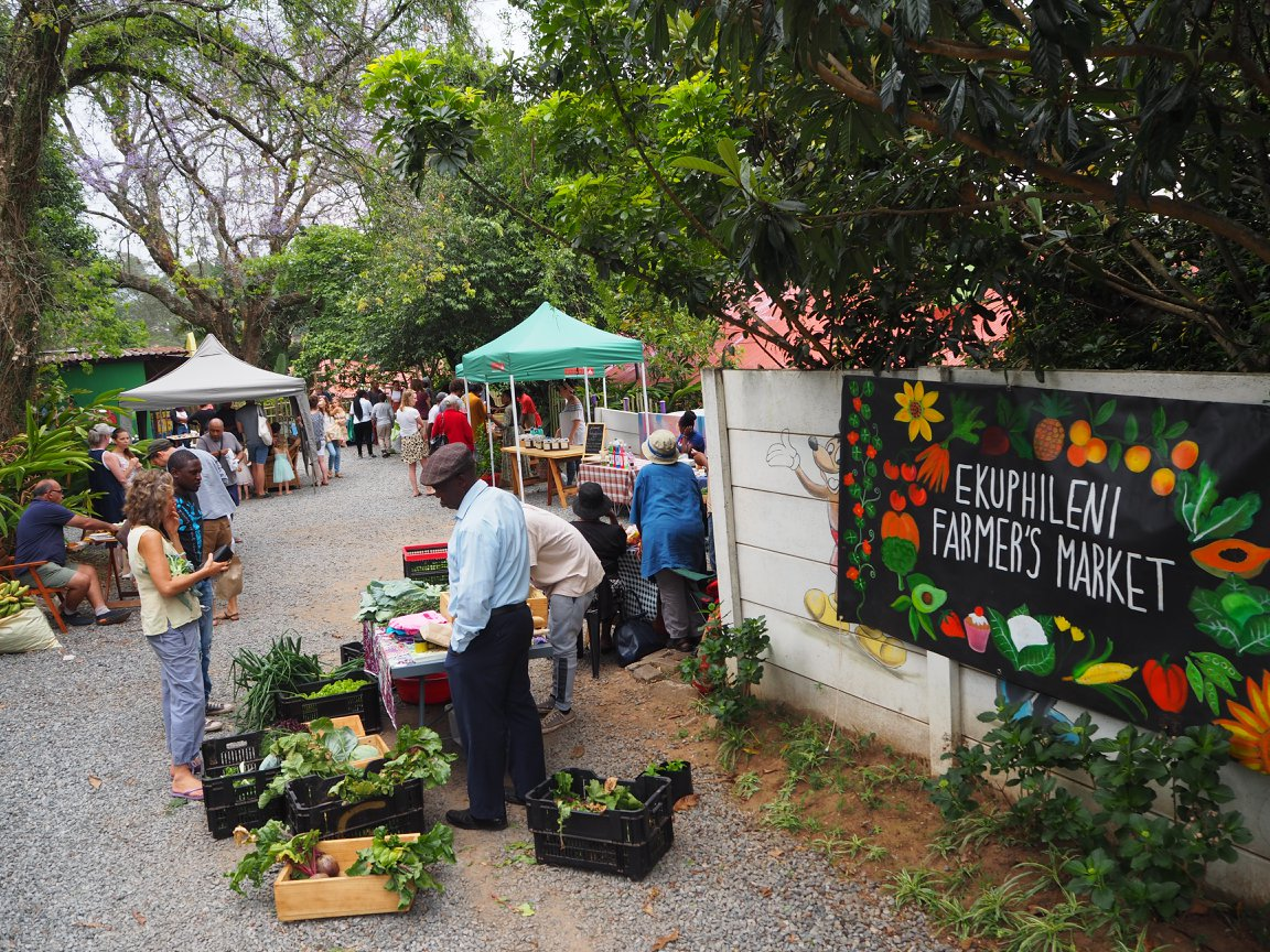 Ekuphileni Markt