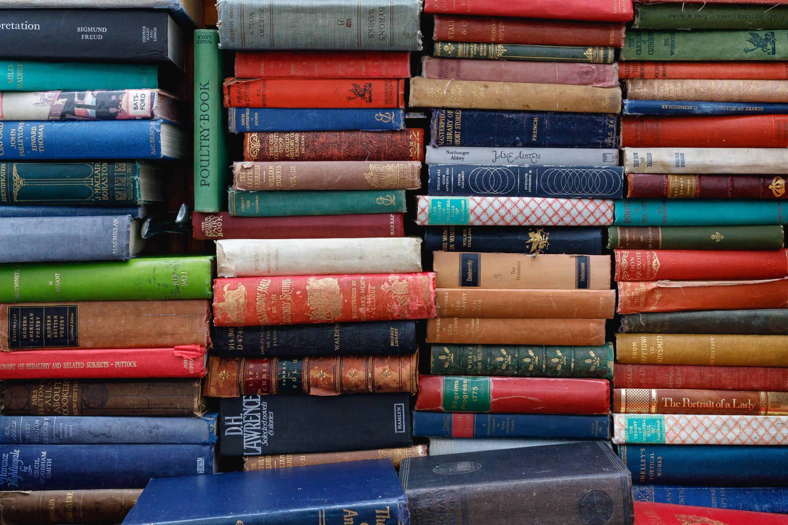 Literaturliste Bücher