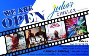 Julios Cinelux Kino in Manzini