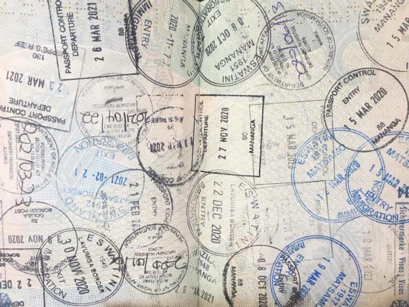 Visa und Einreise